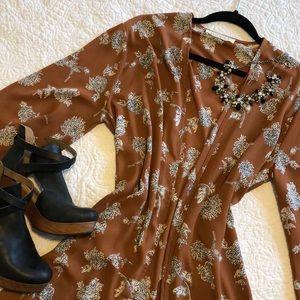 Audrey  3+1 Kimono